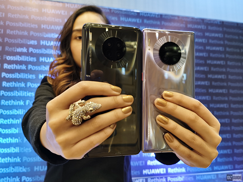 Huawei Mate 30 series lands in PH, pre-order details revealed!