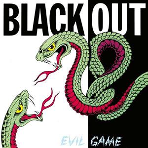 Blackout - Evil Game (1984)