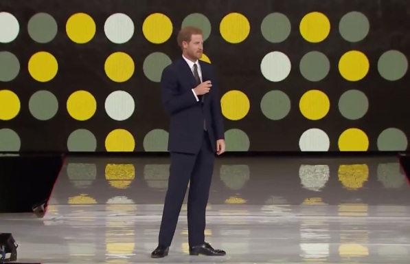 Prince Harry starts the Invictus Games with glamorous opening ceremony