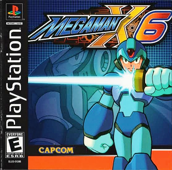 Megaman X6 (PSX/PS1) ISO Download High Compress | Seinfo 11 Games
