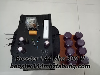 Travo High Voltage Booster 144 Mhz 300 W