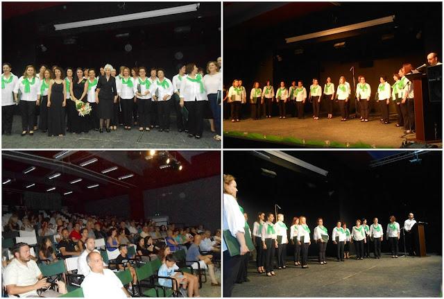 """Με επιτυχία η 3η εκδήλωση της χορωδίας ενηλίκων του Πολιτιστικού και Κοινωνικού Συλλόγου Ηγουμενίτσας """"Ρένα Κώτσιου"""" (ΦΩΤΟ+ΒΙΝΤΕΟ)"""