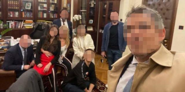 Εισαγγελική παρέμβαση για πάρτι γενεθλίων του Πρόεδρου του Δικηγορικού Συλλόγου Αθηνών (βίντεο)