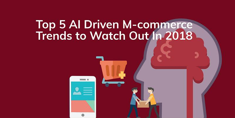 Top AI Driven Online Commerce Trends