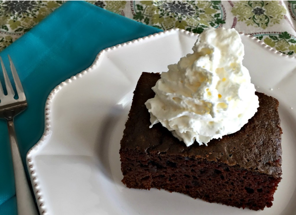 easy moist and light chocolate cake