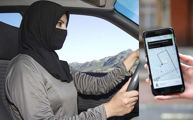 Careem and Uber Hiring Female Drivers in KSA