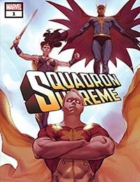 Squadron Supreme: Marvel Tales Comic