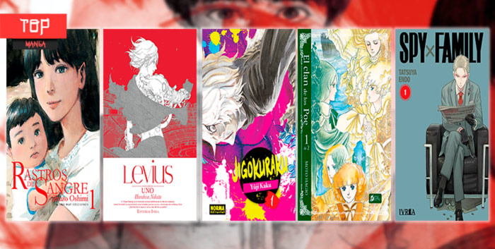 Top 5 mejores mangas 2020 - Hikari No Hana