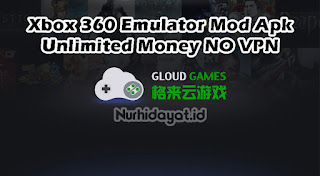 Xbox 360 Emulator Mod Apk Unlimited Money + NO VPN