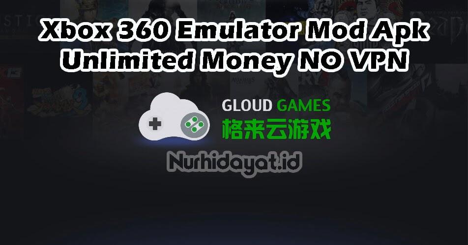 Xbox 360 Emulator Mod Apk Unlimited Money + NO VPN