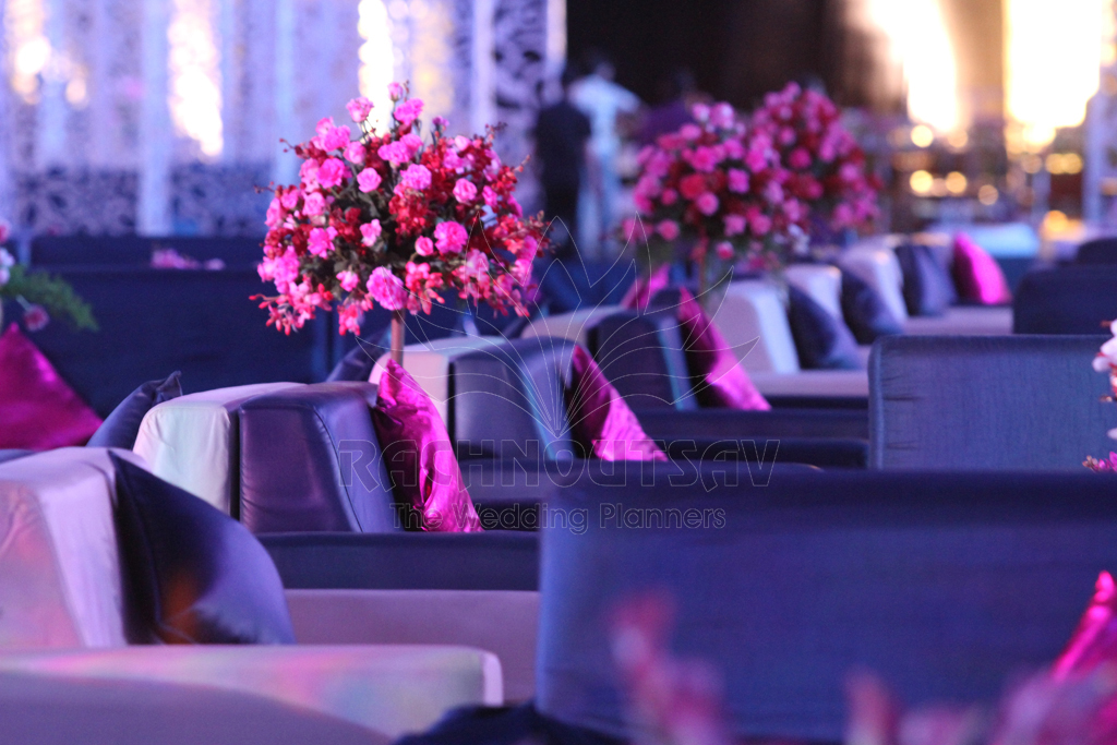 Blue And Pink Wedding Ideas: Event Management Company In India: Rohit