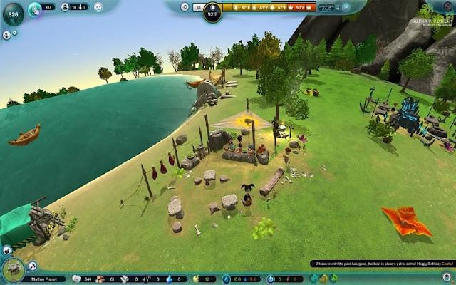 تحميل لعبة  The Universim مجانا للكمبيوتر