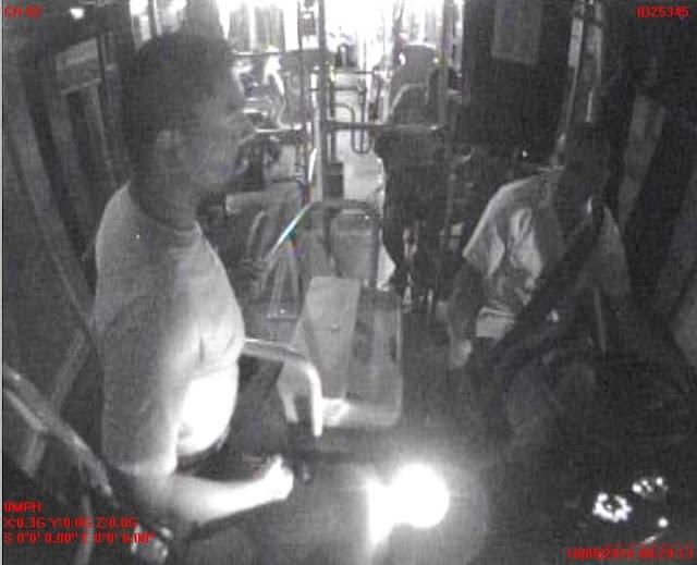 Polícia Civil procura por suspeito de roubar coletivo em Ibirité