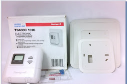 Honeywell Thermostat With Remote Control