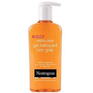 Gel Nettoyant Non Gras - Neutrogena