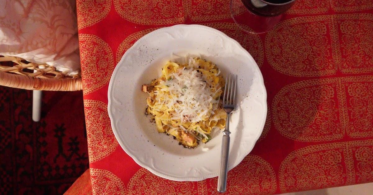 Välipäiväpasta - Tapaninpäivän pasta