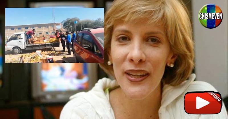 Nitu Perez Osuna vuelve a publicar un video Fake que no es de Venezuela