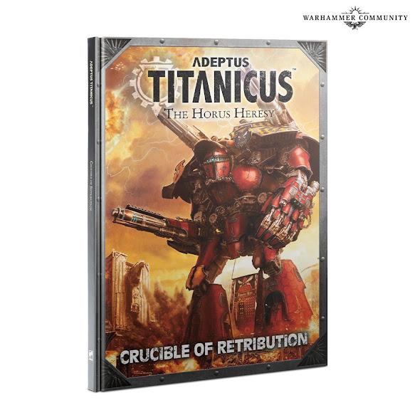 titanicus crucible of retribution
