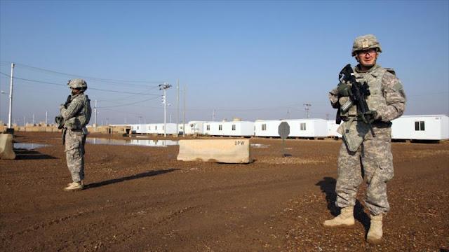 """""""Aumenta de forma alarmante cifra de soldados de EEUU en Irak"""""""