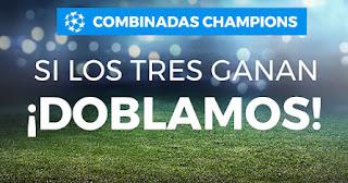 Paston promocion champions combinadas hasta 6-11-2019