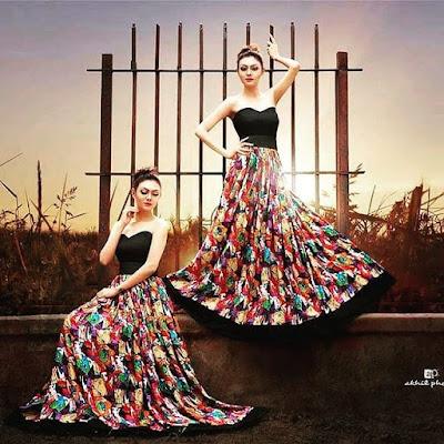 Arina Dey model