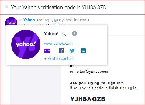 Waspada Penipuan Email Scam Mengatasnamakan Yahoo!