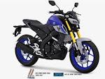 Makin Keren dengan Warna Baru, Begini Penampakan Yamaha MT-15