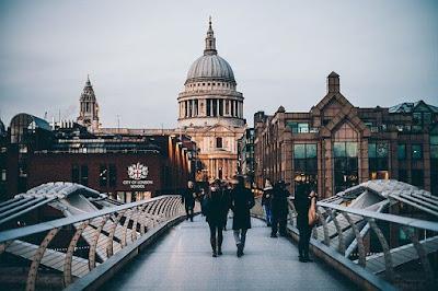 London sebagai Pusat Barat untuk Keuangan Islam
