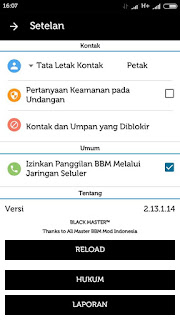 BBM Mod Official V2.13.1.14 Apk Official Theme (Clone)