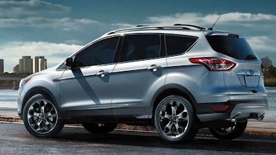 2018 Ford EcoSport Titanium Manual