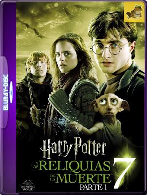Harry Potter y Las Reliquias de la Muerte Parte 1 (2010) [1080p – 60 FPS] Latino [GoogleDrive] [MasterAnime]