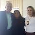 Sindasp-RN visita Hospital Walfredo Gurgel acompanhado do titular da Sejuc