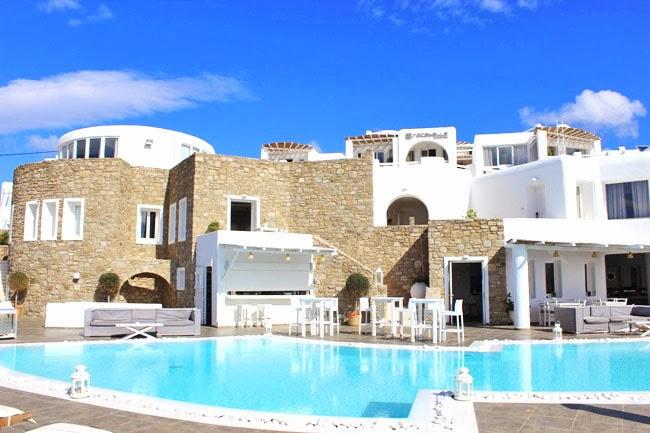 Rocabella Hotel & SPA pool
