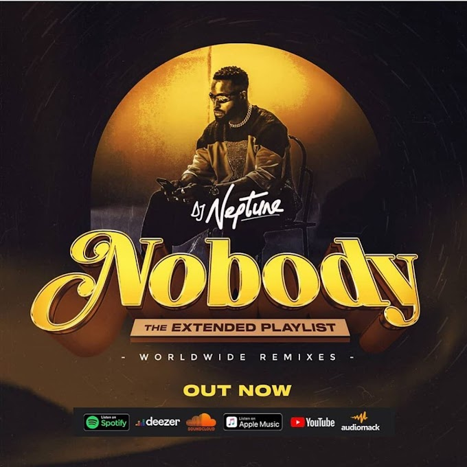 MIXTAPE : DJ Neptune  Ft MAGNITO x DJ AB  & OTHERS  - NOBODY  : The Extended Playlist (Worldwide Remixes)