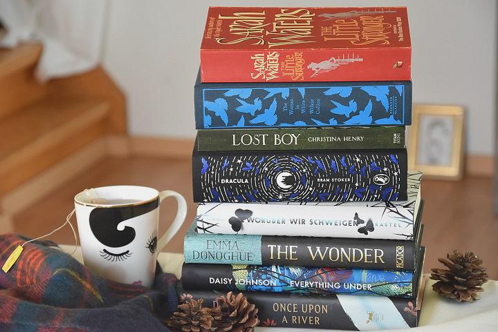 Halloween - Herbst - Bücher