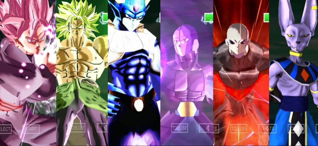 Dragon Ball Xenoverse 2 DBS Strongest characters