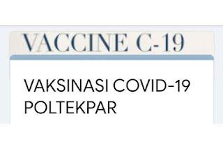 Link Pendaftaran Vaksin Gojek, Umum dan Poltekpar https://bit.ly/vaksinasipoltekpar