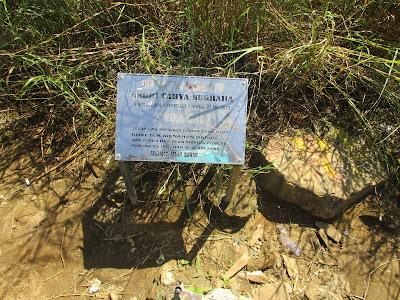 Memoriam Gunung Batu Jonggol