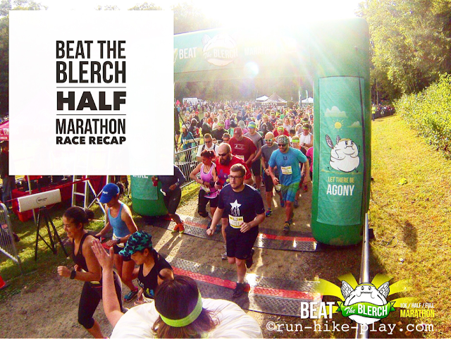Beat The Blerch Half Marathon Morristown, NJ