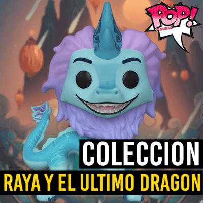 Lista de figuras Funko POP Raya y el último dragón