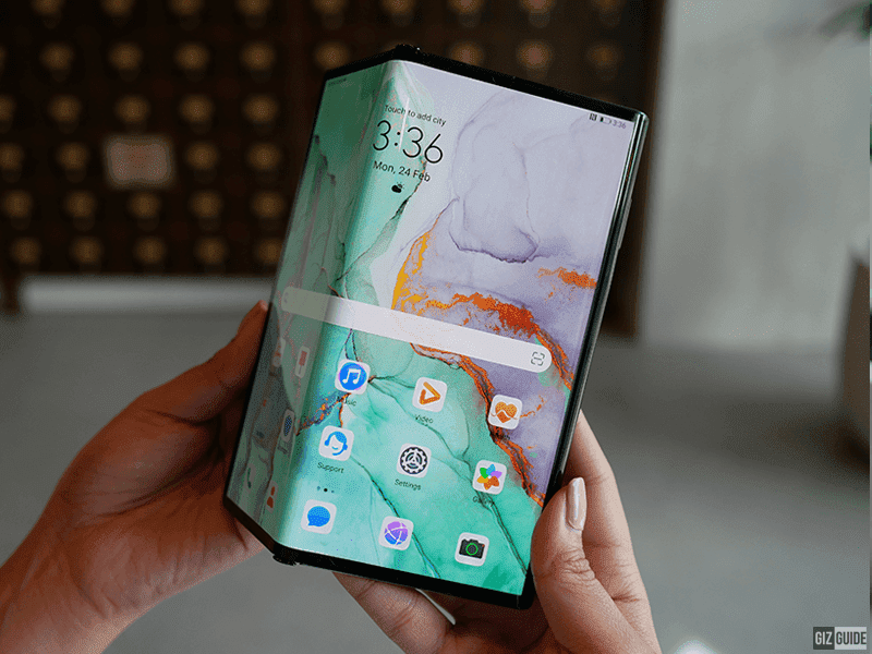 10,000 Huawei Mate Xs gifted by Tencent to employees now being resold