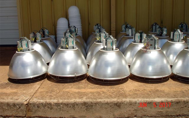 Lighting - Government surplus auctions