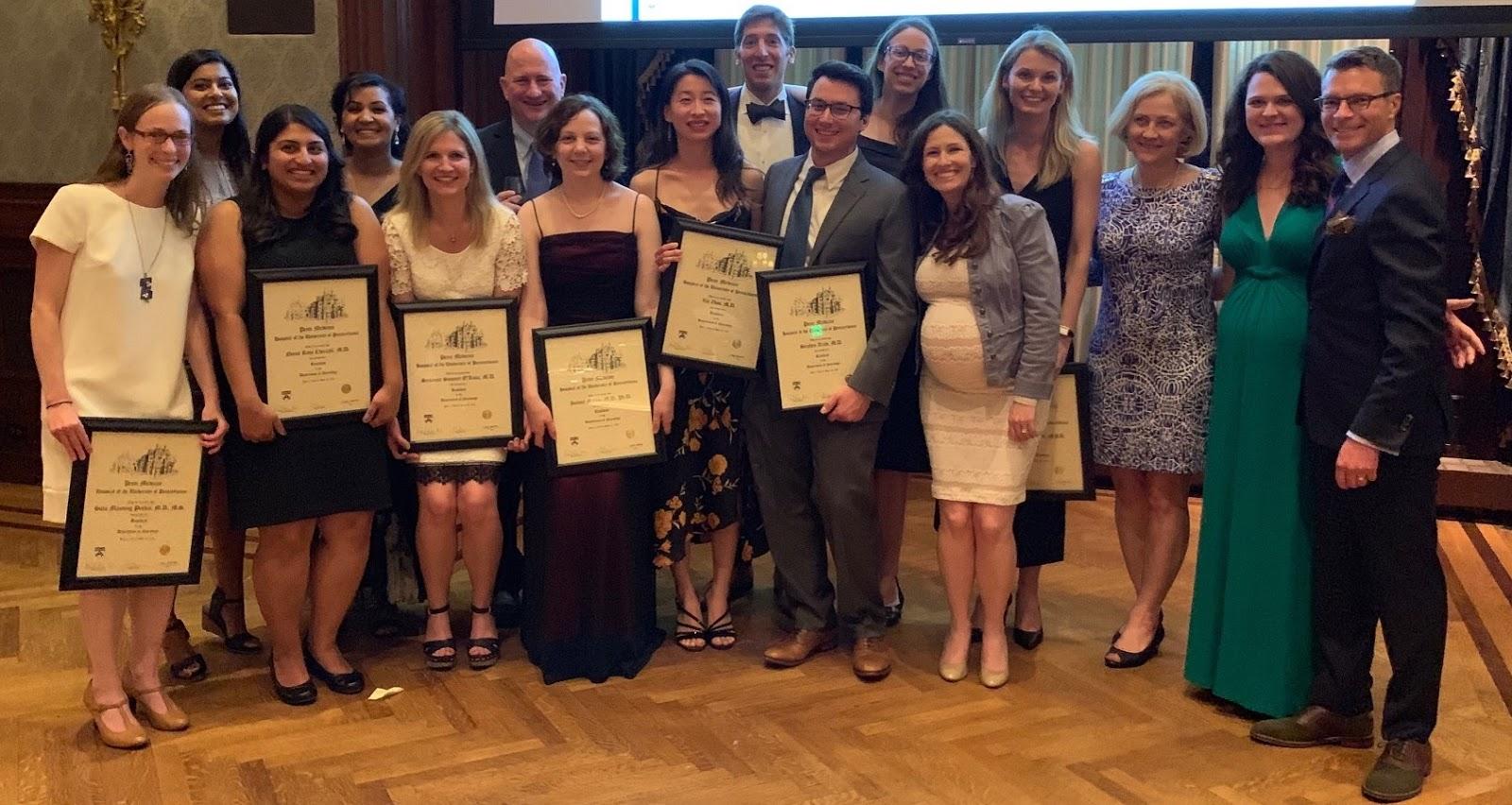 Penn Neurology Residency Program: Residents & Career Paths