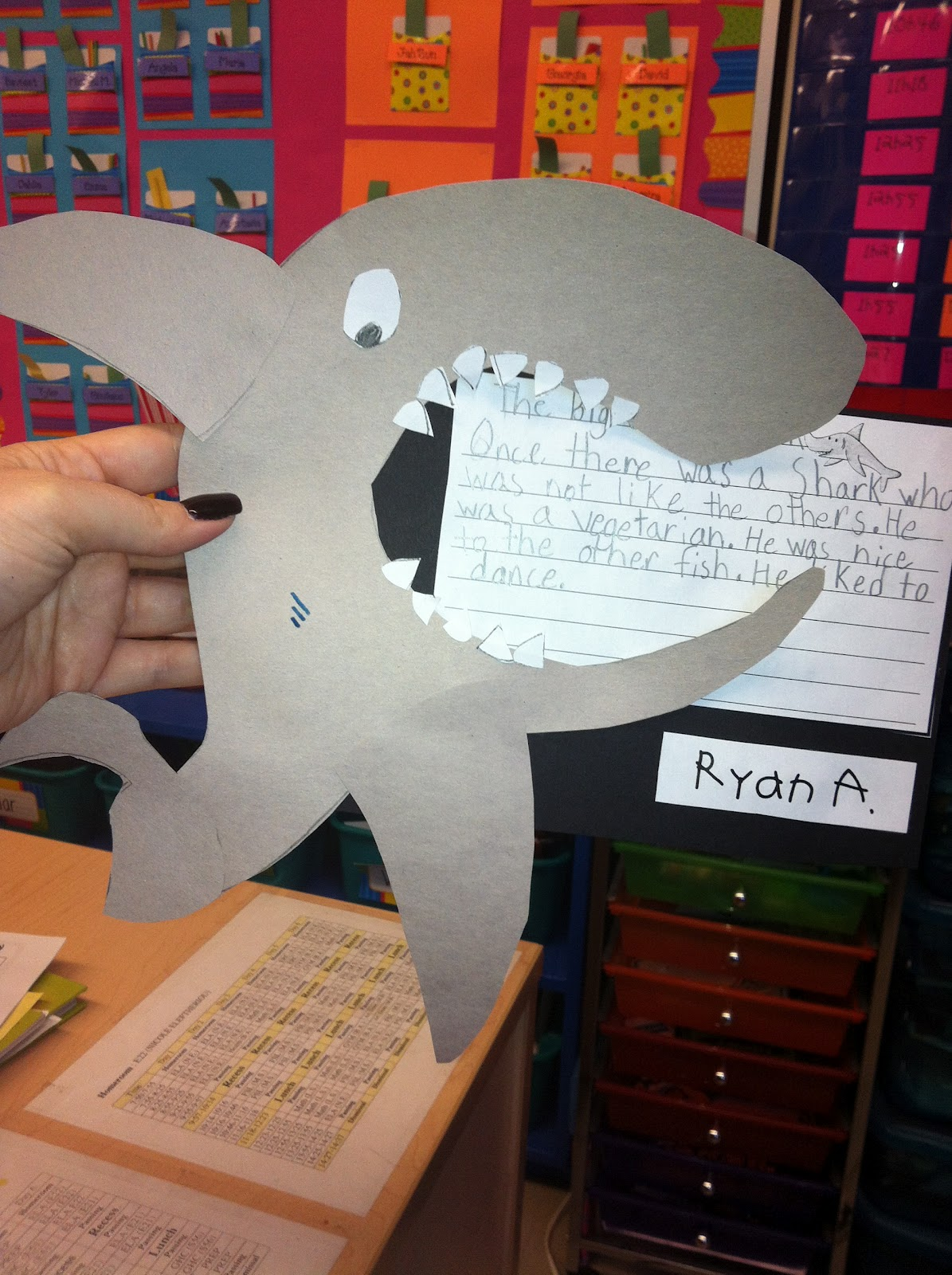 These Sharks Are Hungry For Some Stories
