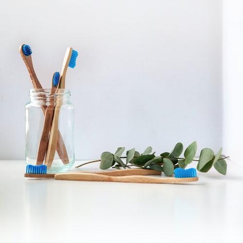 szczoteczki bambusowe - lifestyle girl