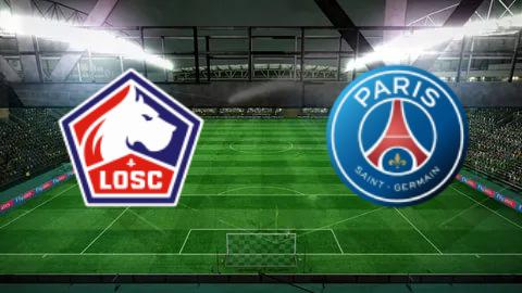 موعد مباراة باريس سان جيرمان ضد ليل في الدوري الفرنسي مع القنوات الناقلة
