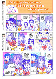 Reseña de Oshiete! Galko-chan (Cuéntame, Galko-chan) vol.2 de Kenya Suzuki, Fandogamia