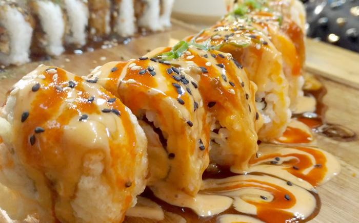 The Ohana Platter at Kaizen Japanese Street Dining