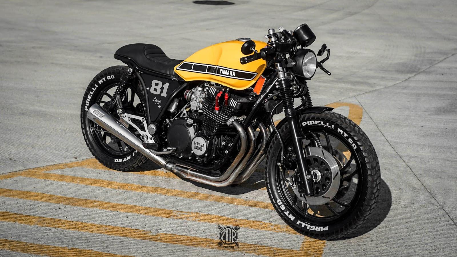 Moto Cafer Racer  Cc