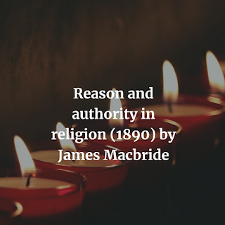 Reason and authority in religion